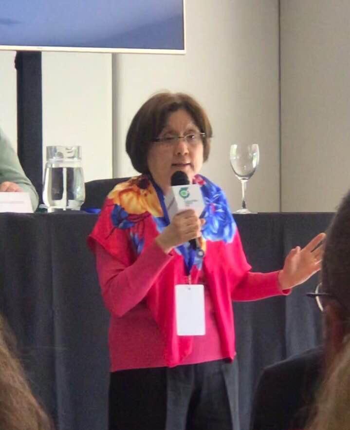 Alicia Terada confirmo la la pertenencia de la Coalición Cívica ARI en Cambiemos