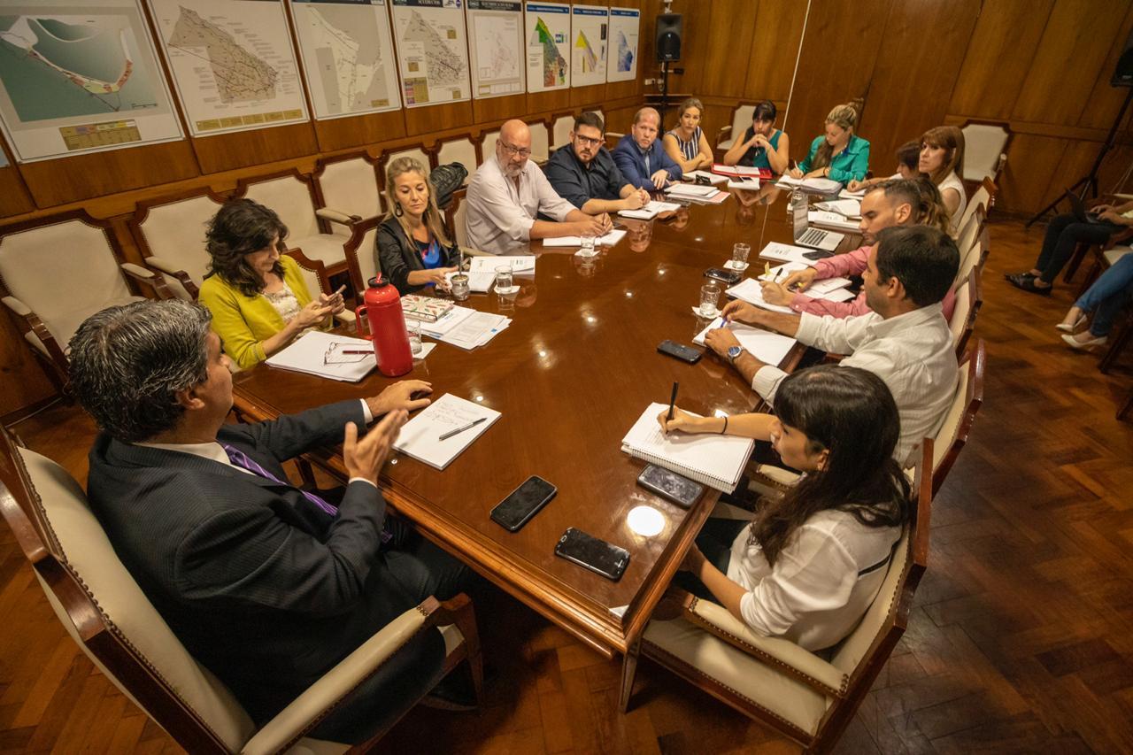 """Tras la autocrítica, Capitanich crea  la """"Unidad Oficina del Gobernador"""""""