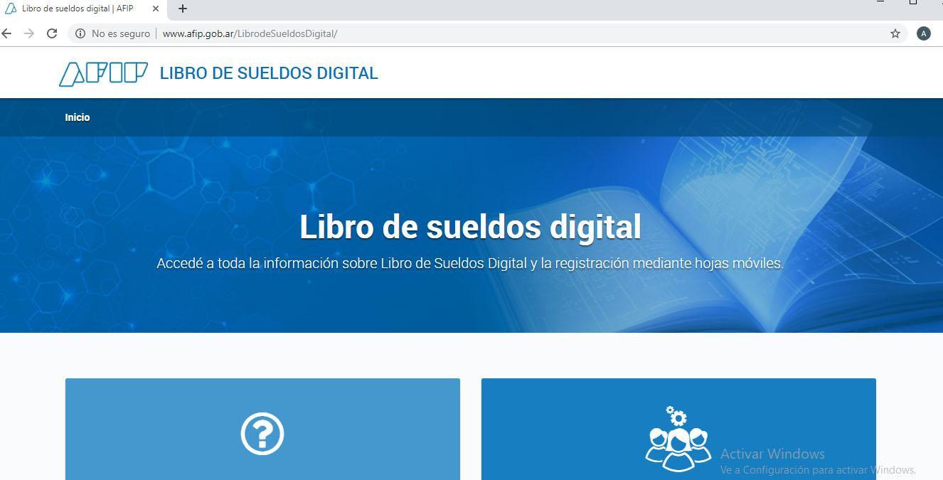 Empleadores podrán utilizar el Libro de Sueldos Digital